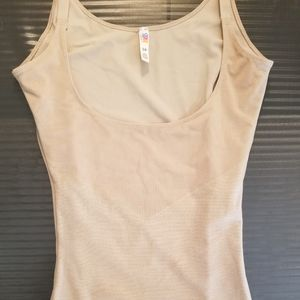 STAR Spanx Nude Shimmery Figure Slimming Slip
